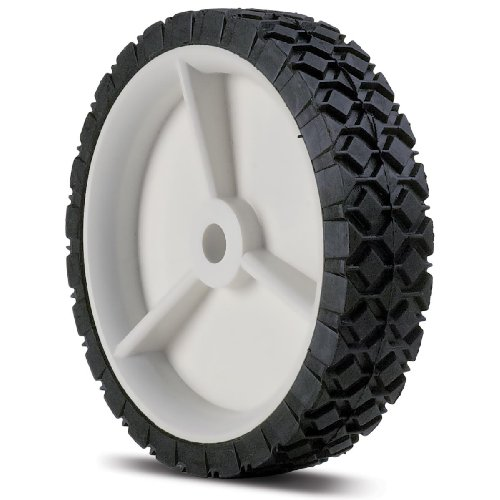 Oregon 72-107 Universal Wheel 7X150 Diamond - Plastic Lawn Mower Wheel