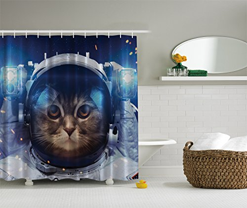 cat shower machine