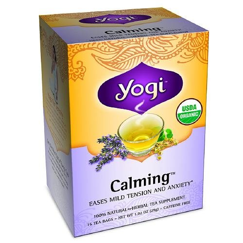 YOGI TEA,OG2,CALMING, 16 BAG