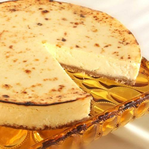 - Sweet Street Salted Caramel Brulee Cheesecake, 54 Ounce -- 2 per case.