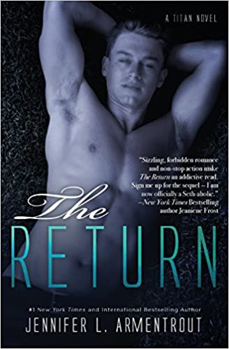 Image result for the return jennifer armentrout