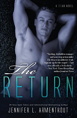 """The Return - A Titan Novel"" av Jennifer L. Armentrout"