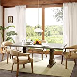 Cheap Graham Rectangle Dining Table Grey See Below
