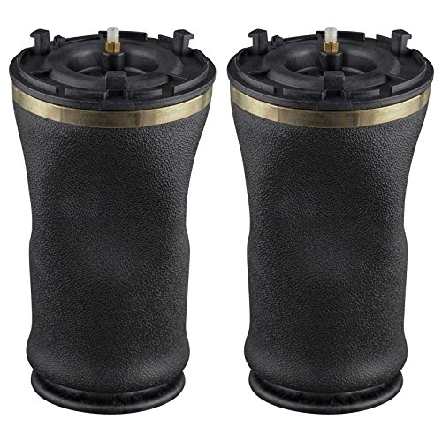 Air Suspension Buick (Air Suspension Bag Rear (Pair) for 2002-2009 Buick Rainer Chevrolet Chevy Trailblazer GMC Envoy XL XUV Saab 9-7X Oldsmobile Bravada fits 517-00164/25815604/A-2610)