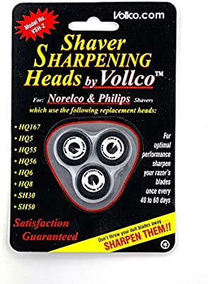 NEW PHILIPS NORELCO COOLSKIN HQ177 HQ 177 Shaver HEADS