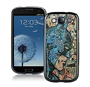 Beautiful Case Retro Comic Batman Black Case for Samsung Galaxy S3 I9300