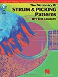 Dictionary of Strum and Picking Patterns for Guitar Bk/online audio
