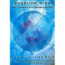 Amazon.com: Tangerine Dream: 35th Phaedra Anniversary Concert by Tangerine Dream: Movies & TV