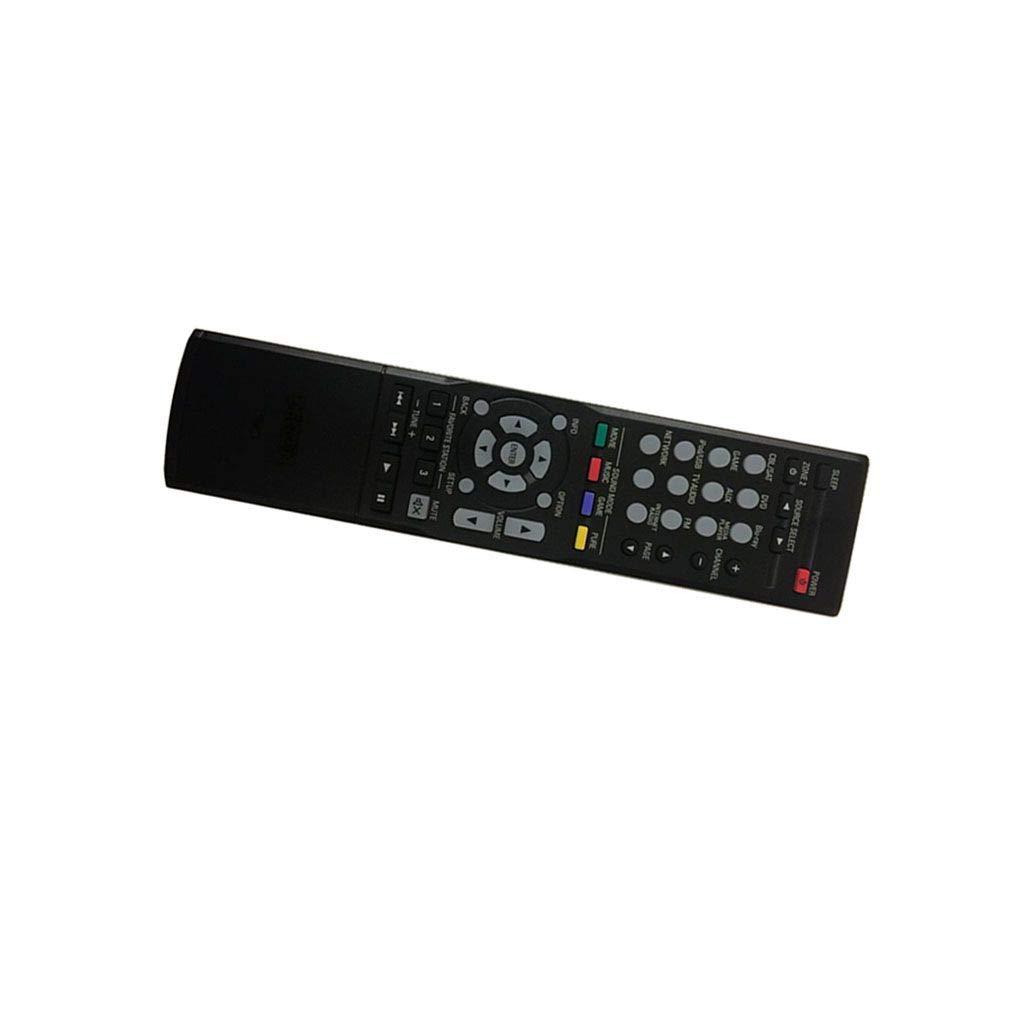 Easy Replacement Remote Control Suitable for DENON AVR-2113CI AVR-2313CI AVR-2112CI AV A//V Receiver System