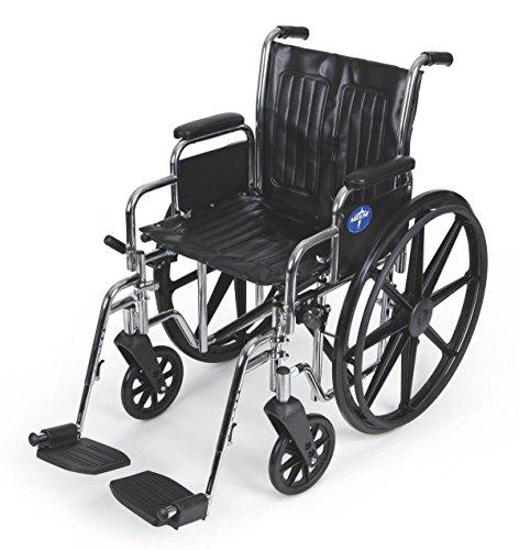Medline Excel 2000 Wheelchair, 20