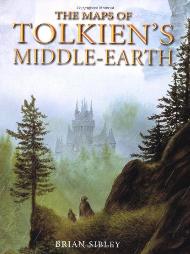 Download The Maps of Tolkien's Middle-earth ebook