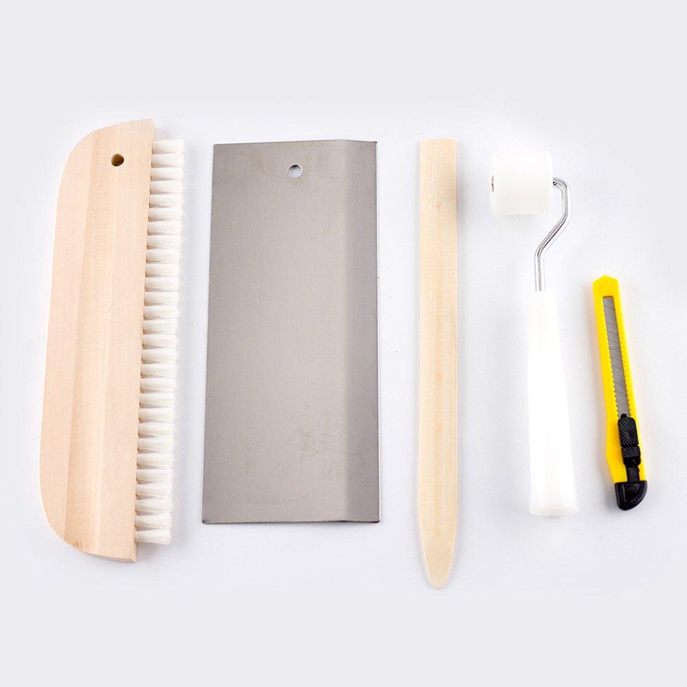 壁紙 施工道具 5点セット DIY 工具 Z3K