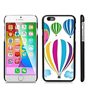 LCJ Stylish Patterned Hard Plastic Snap On Case for iPhone 6