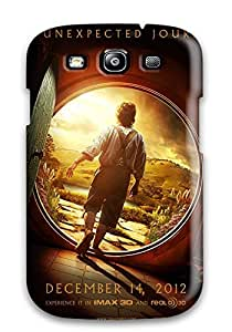 Fashionable PulMMNv1608AlQCe Galaxy S3 Case Cover For The Hobbit An Unexpected Journey 2012 Protective Case