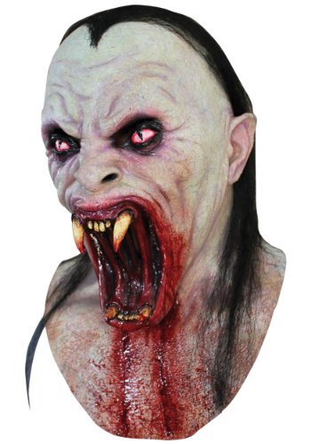Ghoulish Productions Viper Vampire Mask Standard]()