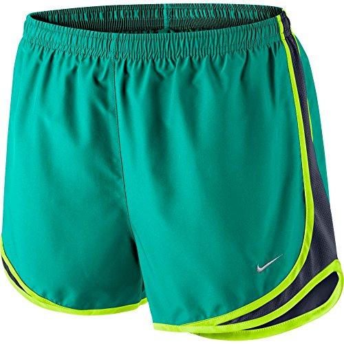 Back Slit Shorts - NIKE Lady Tempo Running Shorts
