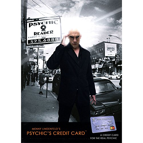 Psychics Credit Card Menny Lindenfeld