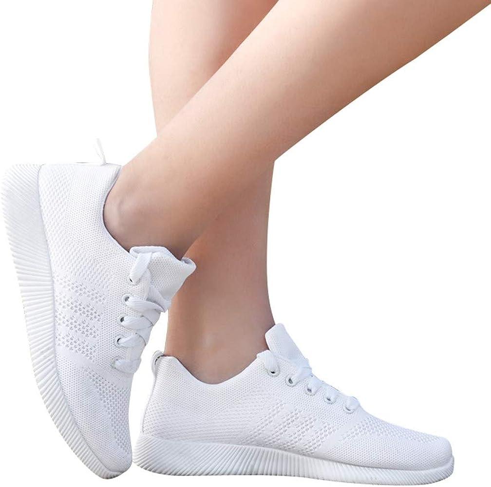 Zapatillas Deportivas De Mujer Malla Running Sneakers Rebajas ...