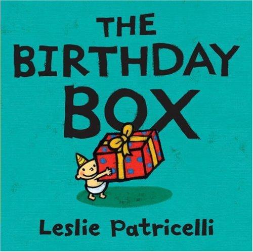 Birthday Leslie Patricelli board books