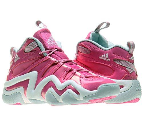 Adidas Crazy 8 Girls (GS) Basketball Shoes C75831 Intense Pink 5.5 M US