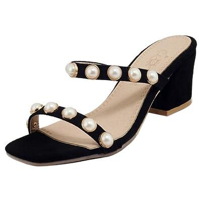 Zanpa Damen Moda Sommer Strand Schuhe