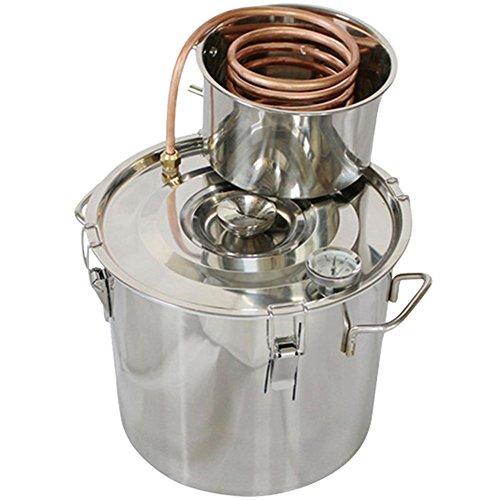 essential still distillation - 7