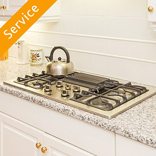 Cooktop Installation – Replacement – Electric Hard Wired – Existing Fuel Source
