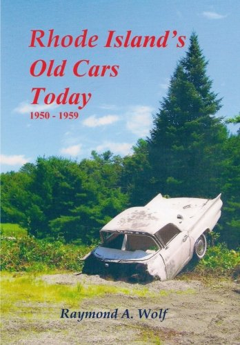 Download Rhode Island's Old Cars Today: 1950-1959 ebook