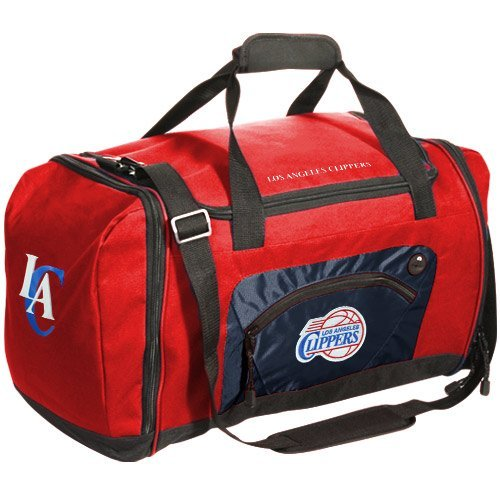 (The Northwest Company Officially Licensed NBA San Diego Clippers Roadblock Duffel Bag)
