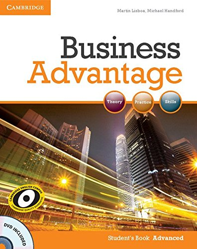 Business Advantage Advanced Student's Book with DVD (Business Advantage Students compare prices)