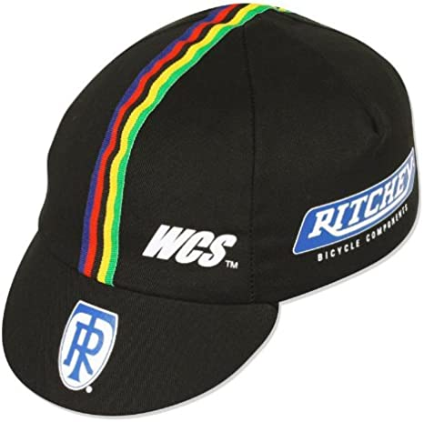 Ritchey World Champion - Gorra de ciclismo, diseño retro: Amazon ...