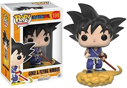 Animation GOKU /& FLYING NIMBUS 109 Dragon Ball Z Funko POP