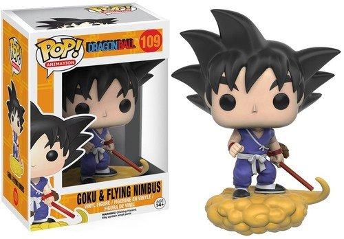 Funko - Pop! Vinilo Coleccion Dragonball Z - Figura Goku & Nimbus (7427)