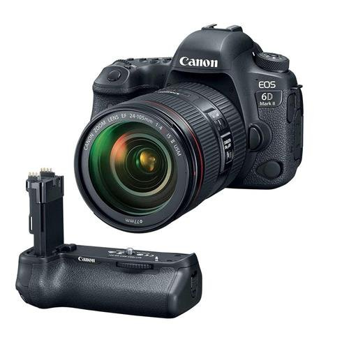 Review Canon EOS 6D Mark