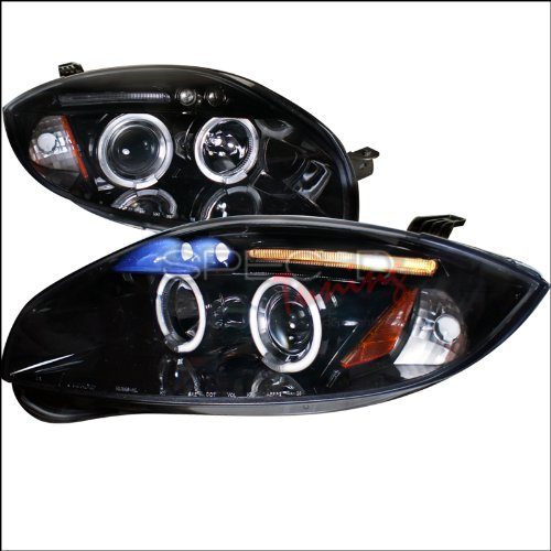 06 eclipse headlight assembly - 4