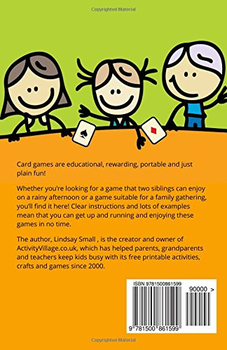 Card Games for Kids: 36 of the Best Card Games for Children and ...