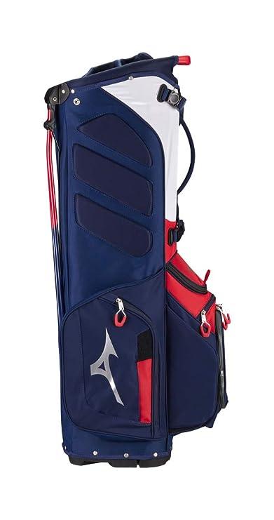 Amazon.com: Mizuno 2020 BR-D4 Stand Golf Bag, 14 Way, Black ...