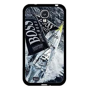 Positive Visual Cover Case Luxury Hugo Boss Phone Case for Samsung Galaxy S4 I9500 Hugo Boss Logo Cover