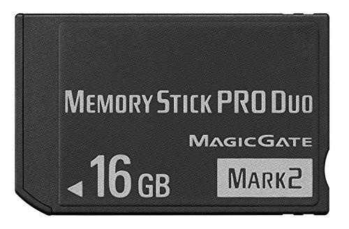 Original High speed memory stick Pro-HG Duo 16GB(Mark2) PSP accessories ()