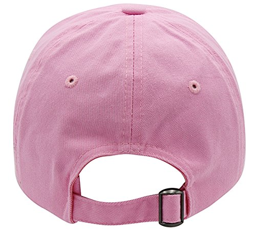 8dc1cdf3 Top Level Baseball Cap for Men Women - Classic Cotton Dad Hat Plain Cap Low  Profile