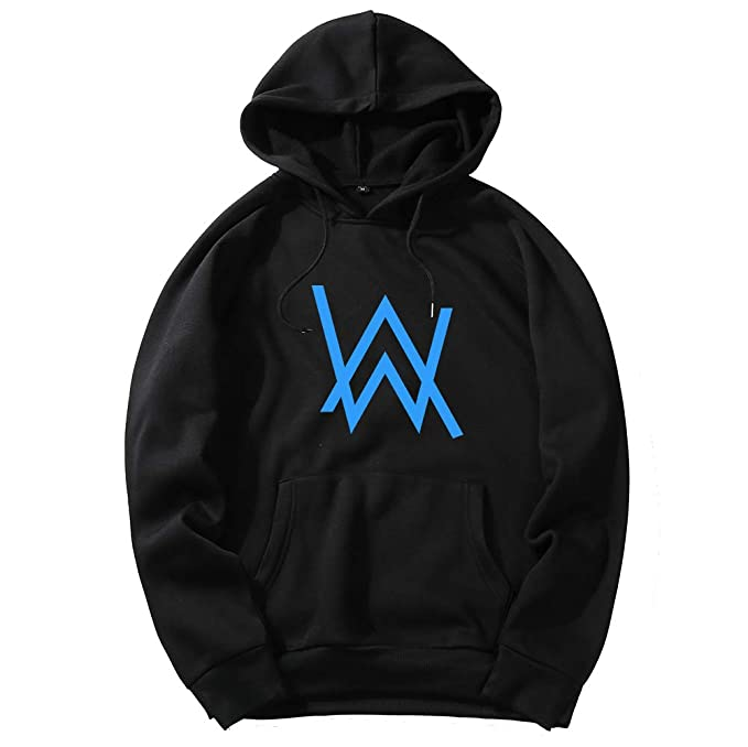 Alan Walker Hombre Sudaderas con Capucha Hipster Suéter Manga Larga Casuales Sweater Estampados Jerseys Personalizadas Tops Cómodo: Amazon.es: Ropa y ...