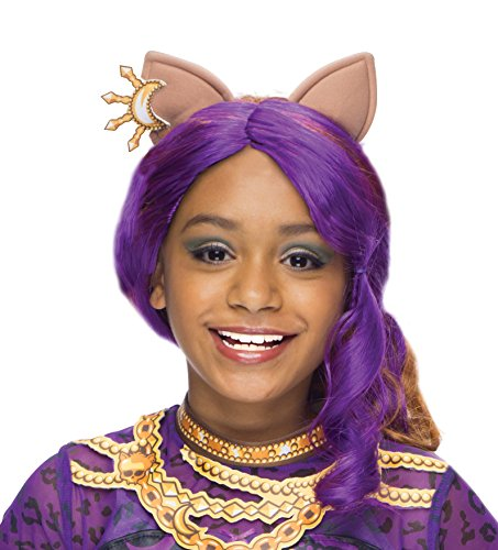 Rubies Monster High Clawdeen Wolf Child Costume Wig (Toddler Wolf Costume)