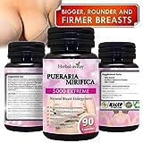 Pueraria Mirifica Capsules 5000mg - Natural Breast