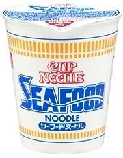 Nissin Japanese Cup Noodle Ramen Seafood 10pcs Set