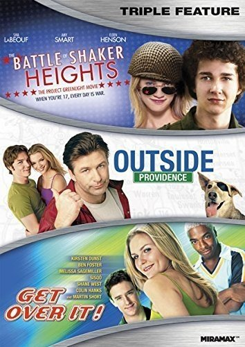 LIONSGATE Battle of Shaker Heights/ Outside Providence/ Get Over It - Triple Feature [DVD] price tips cheap