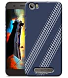 ECellStreet Hard Printed Back Case Designer Back Cover for Micromax Canvas 5 E481