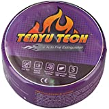 TENYU AFO Car, Electric or Circuit Box Automatic Fire Extinguisher Ball (Purple)