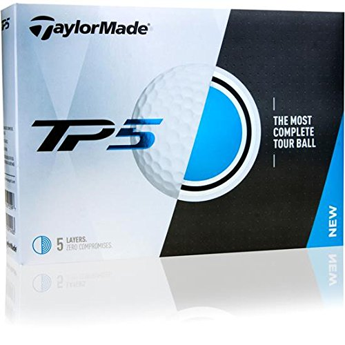 Taylor Made TP5 Personalized Golf Balls - Buy 3 Dozen Get 1 Dozen Free