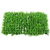 Uxcell Plastic Aquarium Artificial Lawn Turf/Grass Ornament, 52 by 27 by 5cm