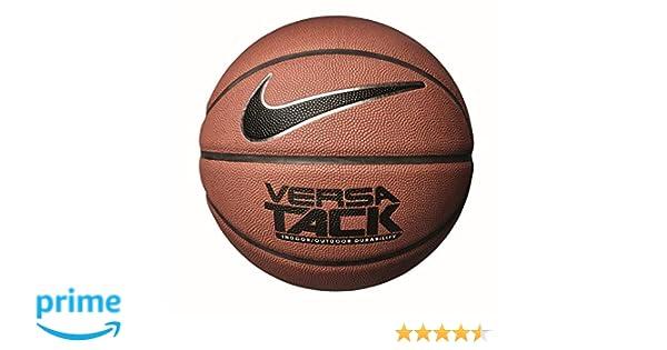 Nike Versa Tack 8P Pelota, Unisex Adulto, Multicolor (Amber/Black ...